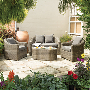 Garden Furniture and Parasols
