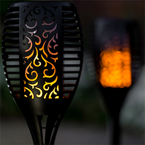 Garden Lighting and Features