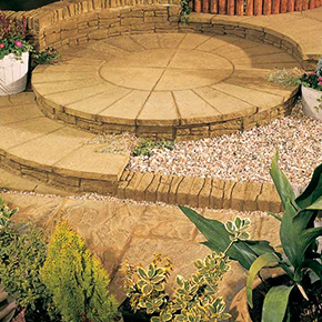 Patio Paving Kits