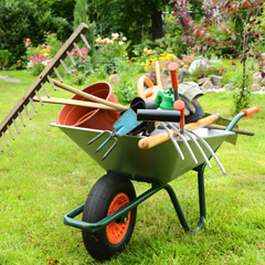 Trolleys & Wheelbarrows